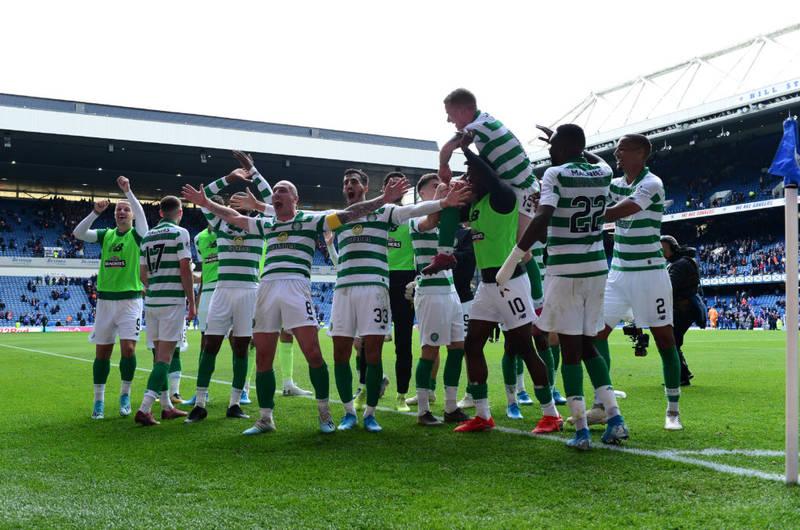 Rangers Player Ratings Vs Celtic: Goldson Double Wins It ...  |Celtic-rangers