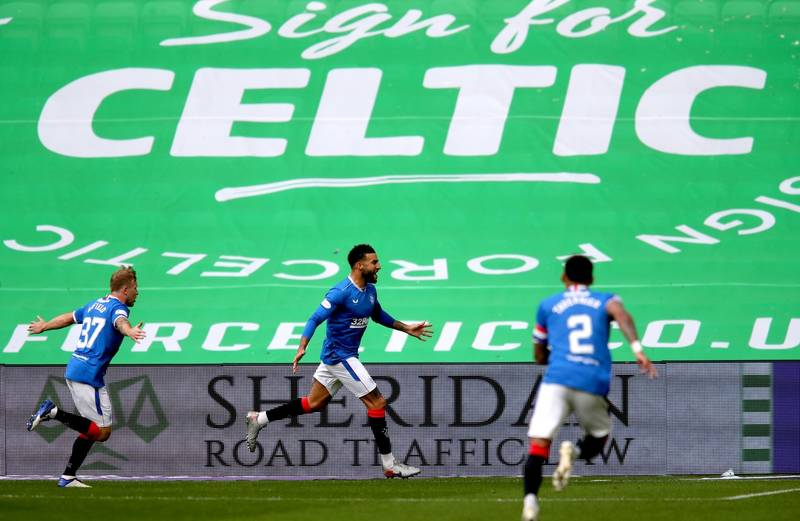 Glasgow Derby countdown – Rangers 1 Celtic 2, 2016  |Celtic-rangers