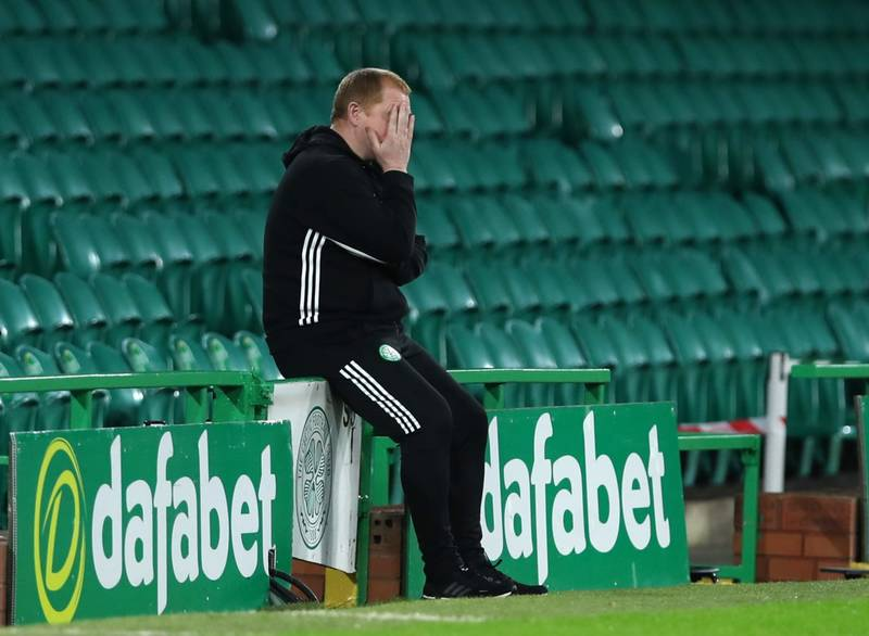 Neil Lennon disgusted by Celtic mole after Rangers defeat ...