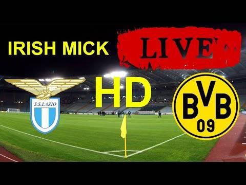 Lazio v Borussia Dortmund | LIVE HD watch along | UEFA ...